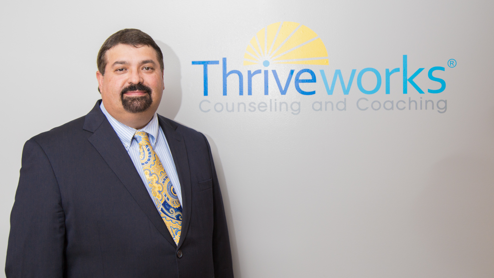 Gregory White bristol thriveworks counselor